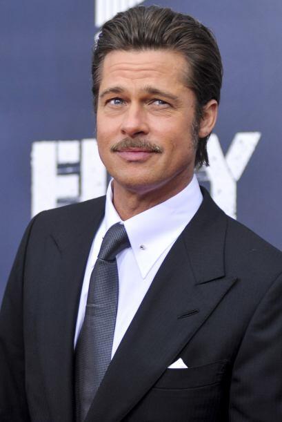 El atractivo Brad Pitt  también tendrá competencia en esta misma categor...