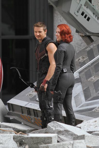 """Con """"The Avengers"""" Jeremy Renner goza de ser conocido y reconocido a cua..."""