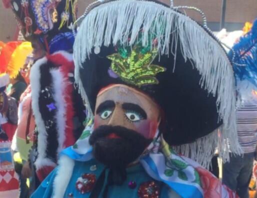 Celebran el primer festival Chinelo en Chicago.