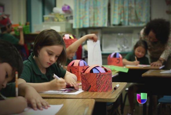 Según Longoria, el 80% de las jóvenes latinas aspira a ir a la universid...