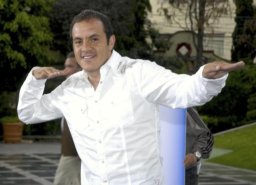 Del 'Piojo' Herrera a Cuauhtémoc Blanco: Novelas que emocionan de la man...