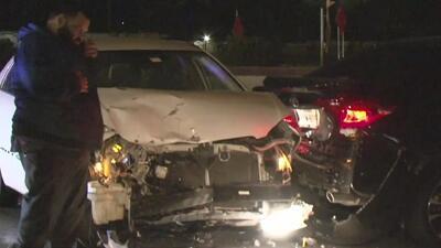 Unidad de aire acondicionado que cayó de un camión pudo provocar accidente en cadena en Houston