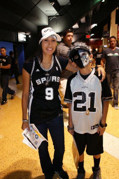 San Antonio Spurs vs. Miami Heat