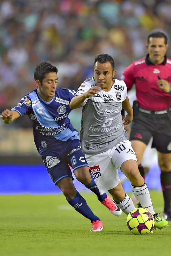 León vuelve a ganar y se acerca a la Liguilla Luis Montes Leon y David T...