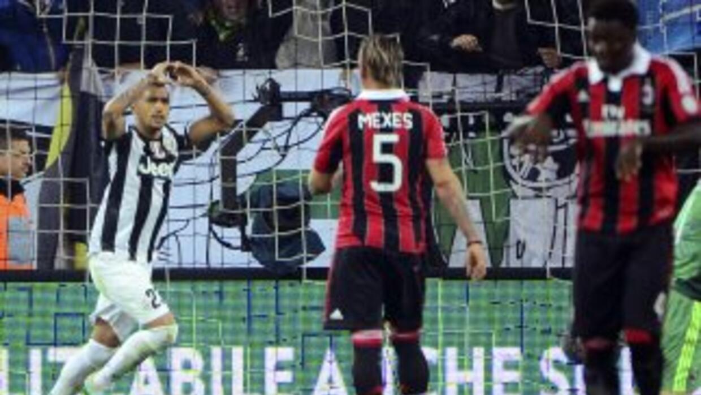 Vidal, una pieza clave en el accionar de la 'Vecchia Signora', marcó el...