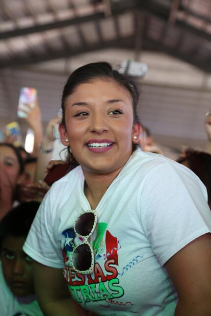 Miles de fans disfrutaron de su música en Fiestas Patrias.