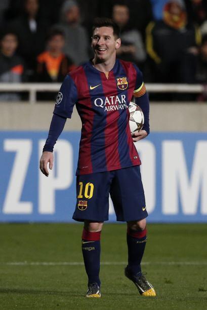 El crack de Rosario es el máximo goleador de Europa nada más ni nada men...
