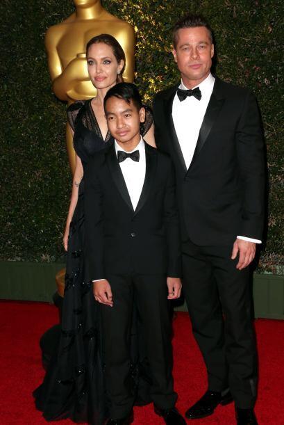 Brad y Angelina son felices padres de seis hijos.