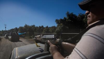 Autodefensas atacan a tiros a una alcaldesa en Guerrero