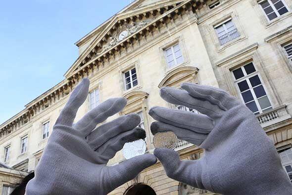 La Fábrica de la Moneda de París se sacó un diez con las nuevas monedas...
