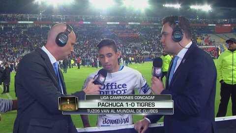 """Jonathan Urretaviscaya: """"No veníamos bien en Liga y esto nos da confianza"""""""