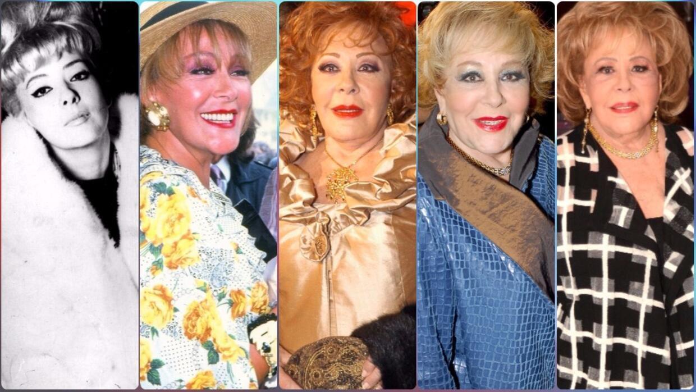 Silvia Pinal, una leyenda viviente del cine, teatro y televisión