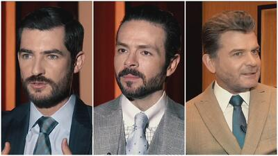 Solo para mujeres: no te pierdas algunos de los hombres más guapos de 'Por amar sin ley'