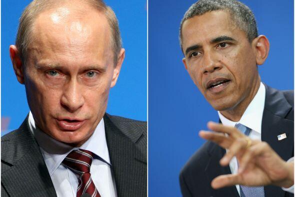 El presidente Barack Obama canceló sus planes de reunirse en Moscú con s...