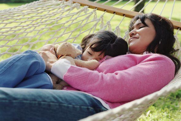 El post. Un niño mal dormido significa malhumor. Para el día después, or...