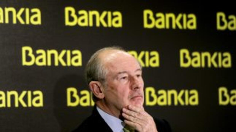 Rodrigo Rato renunció formalmente a la posible indeminización de 1.2 mil...