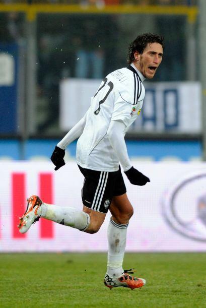 Y Luca Ceccareli también marcó para la victoria del Cesena por 2-1.