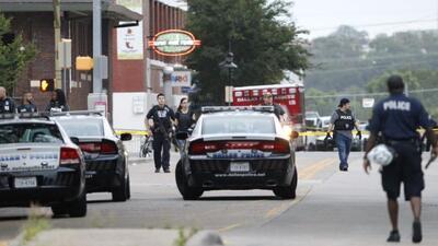 Policía abate a sospechoso de tiroteo en Dallas
