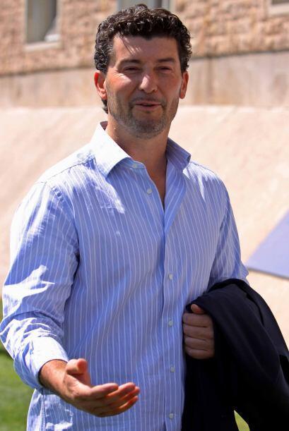 José Manuel de la Torre parece disfrutar su trabajo como seleccionador n...