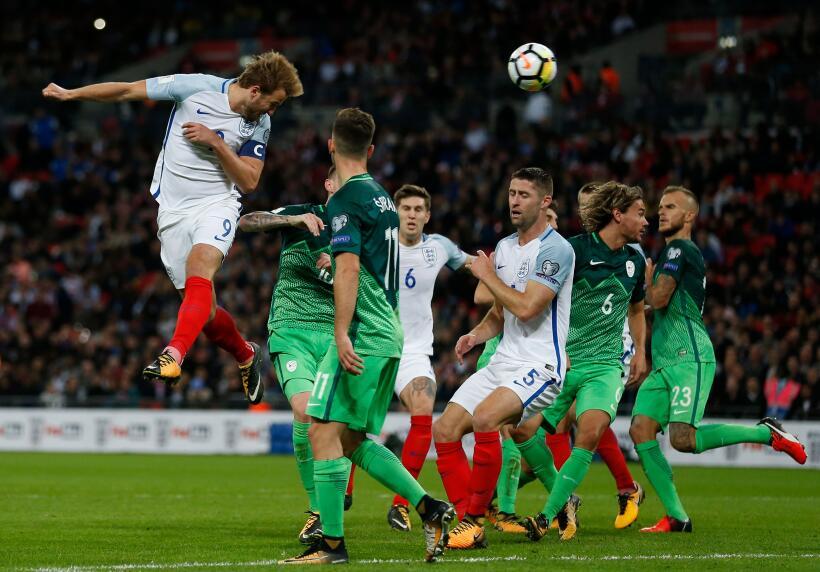 Alemania e Inglaterra se subieron a Rusia 2018; Polonia, muy cerca getty...