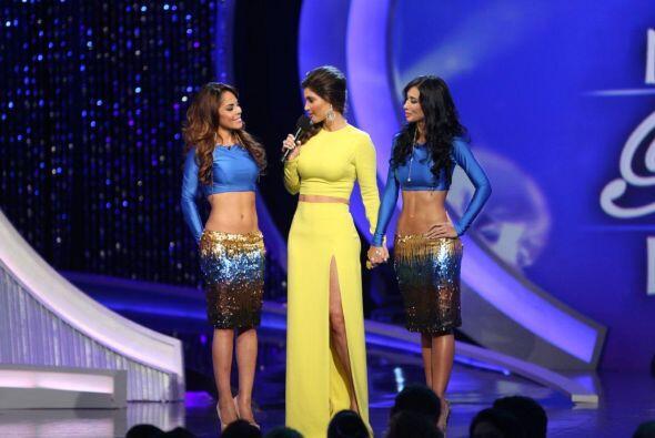 Yesenia y Valeria se convirtieron en las dos nominadas de la noche, pero...