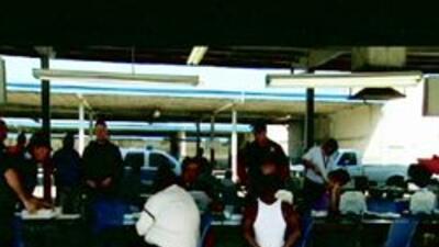 Personas arrestadas durante operativo