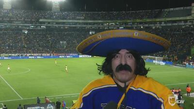 Kevin Arnulfo y su mala suerte de apoyar al equipo perdedor: Tigres no pudo con Cruz Azul