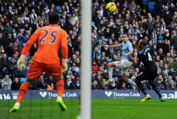Horas antes, el Manchester City se vio las caras con el Tottenham.