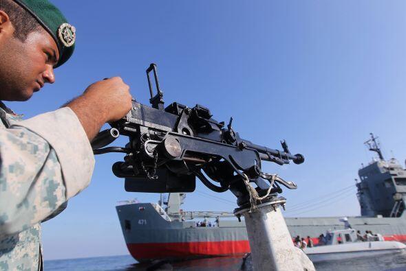 El 29 de diciembre, en plena escalada de tensión con Irán, Estados Unido...
