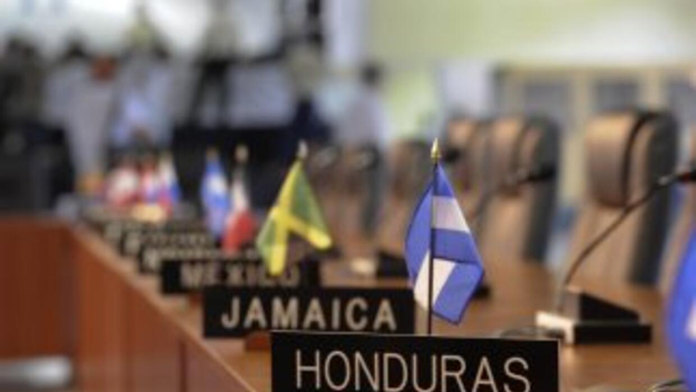La reunión fue aprobada con una votación de 23 países a favor, la absten...