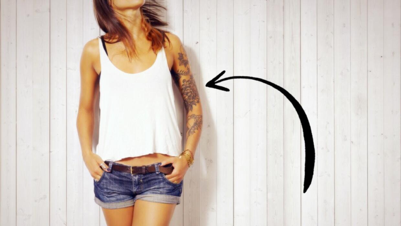 ¿Qué es lo que hace que alguien se marque el cuerpo de manera permanente?