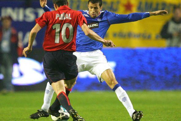 Francisco Puñal Martínez ex jugador español, jugó para Osasuna.