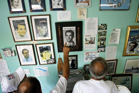 El Consejo por la Libertad de Cuba (CLC) dio datos de cuatro militares c...