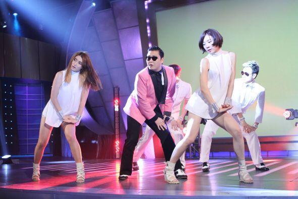 Algunos coreanos estaban en primera fila para ver a su ídolo.