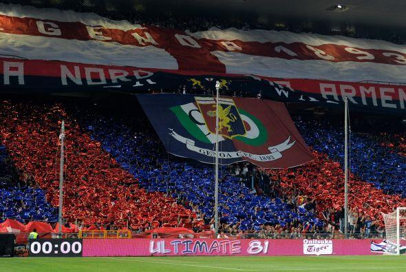 La jornada se cerró con el clásico entre el Génova y la Sampdoria.
