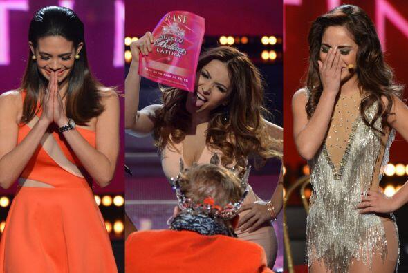 ¿Se imaginan la emoción que sintieron estas seis chicas al...