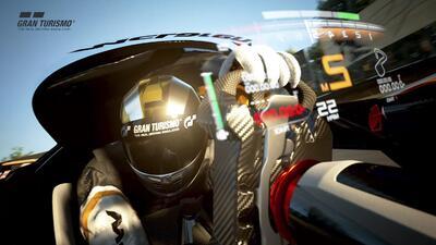 McLaren Ultimate Vision GT concept propone una posición de manejo loquísima