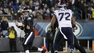 Semana 14 ante los Seahawks (AP-NFL).