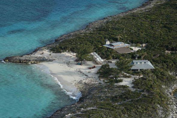 Vistazo de la isla de Johnny.