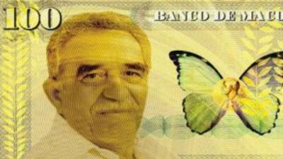 Como un tributo al fallecido premio Nobel de literatura, Colombia emitir...