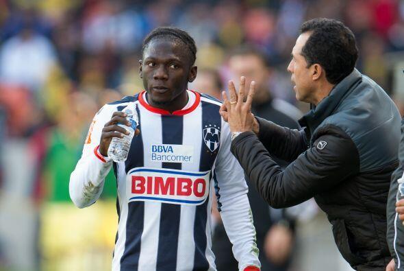 Yimmi Chará llega a Rayados procedente del Deportes Tolima de la Liga co...