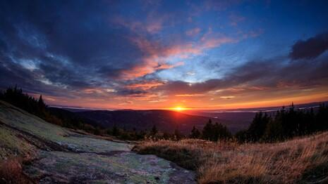 El Parque Nacional Acadia es el destino de más de 2 millones de visitant...