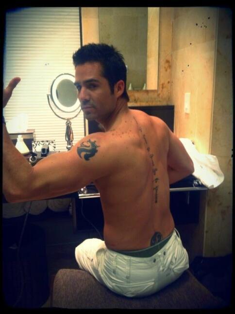 Los sexys tatuajes de los famosos