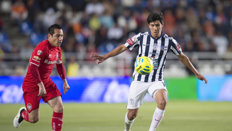 Erick Gutiérrez considera difícil el duelo ante Toluca