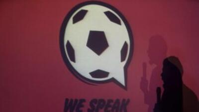 We Speak Football, una muestra de fútbol con objetos emblemáticos de est...