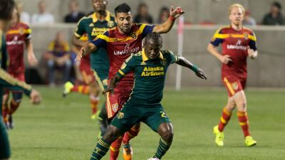 Portland Timbers vs Real Salt Lake