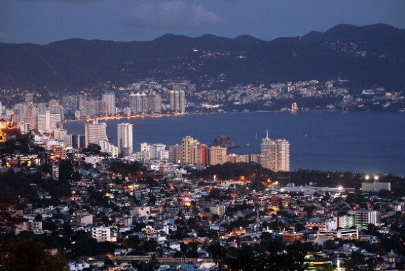 El primer sitio lo ocupa Acapulco, Guerrero.