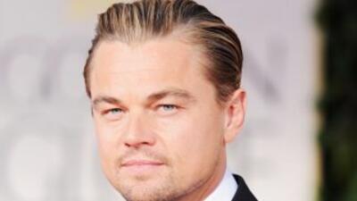 Leonardo DiCaprio disfruta junto sus amigos en Sao Paulo, Brasil, en la...