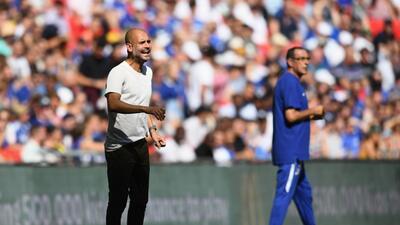 Guardiola niega contactos con la AFA y pide a un argentino para la albiceleste