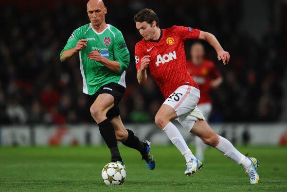 Sorpresa la que se dio en Old Trafford, cuando el Manchester United, otr...